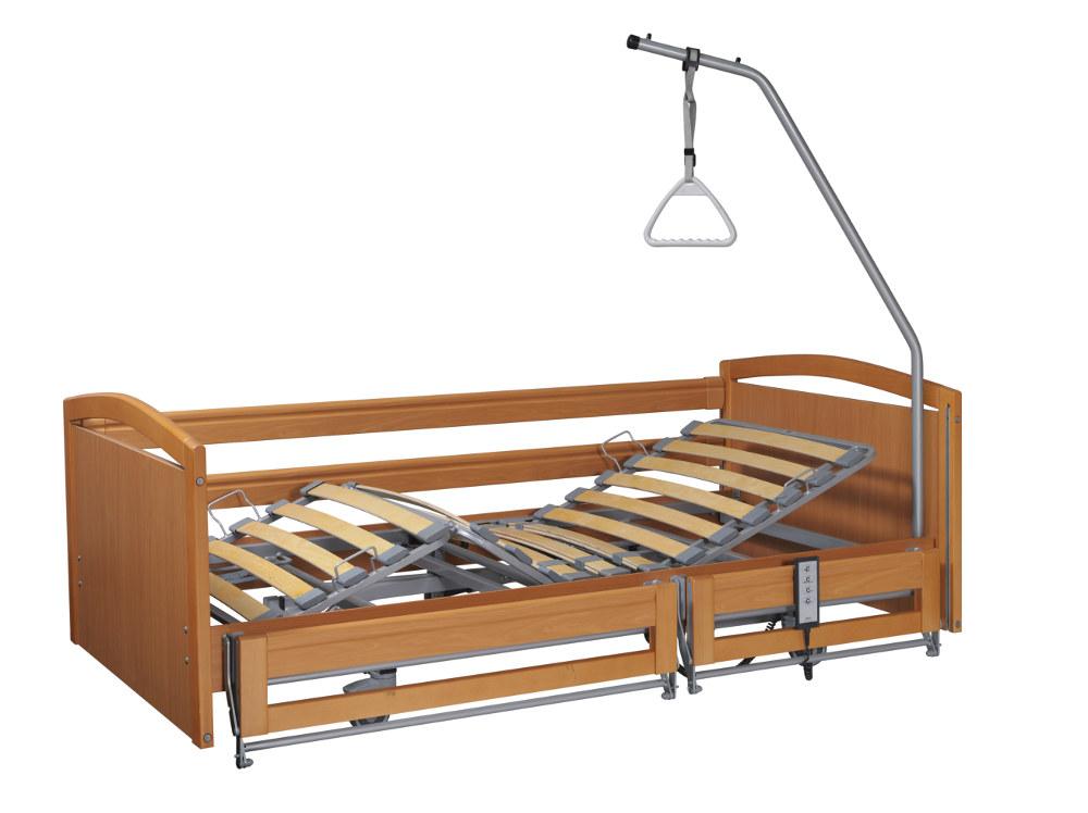 łóżko Rehabilitacyjne Pb 636 Iv Low